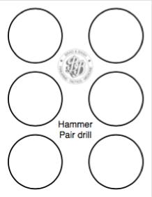 Hammer Pair Drill