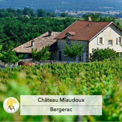 Les Miaudoux - Bergerac sec Bio 2016