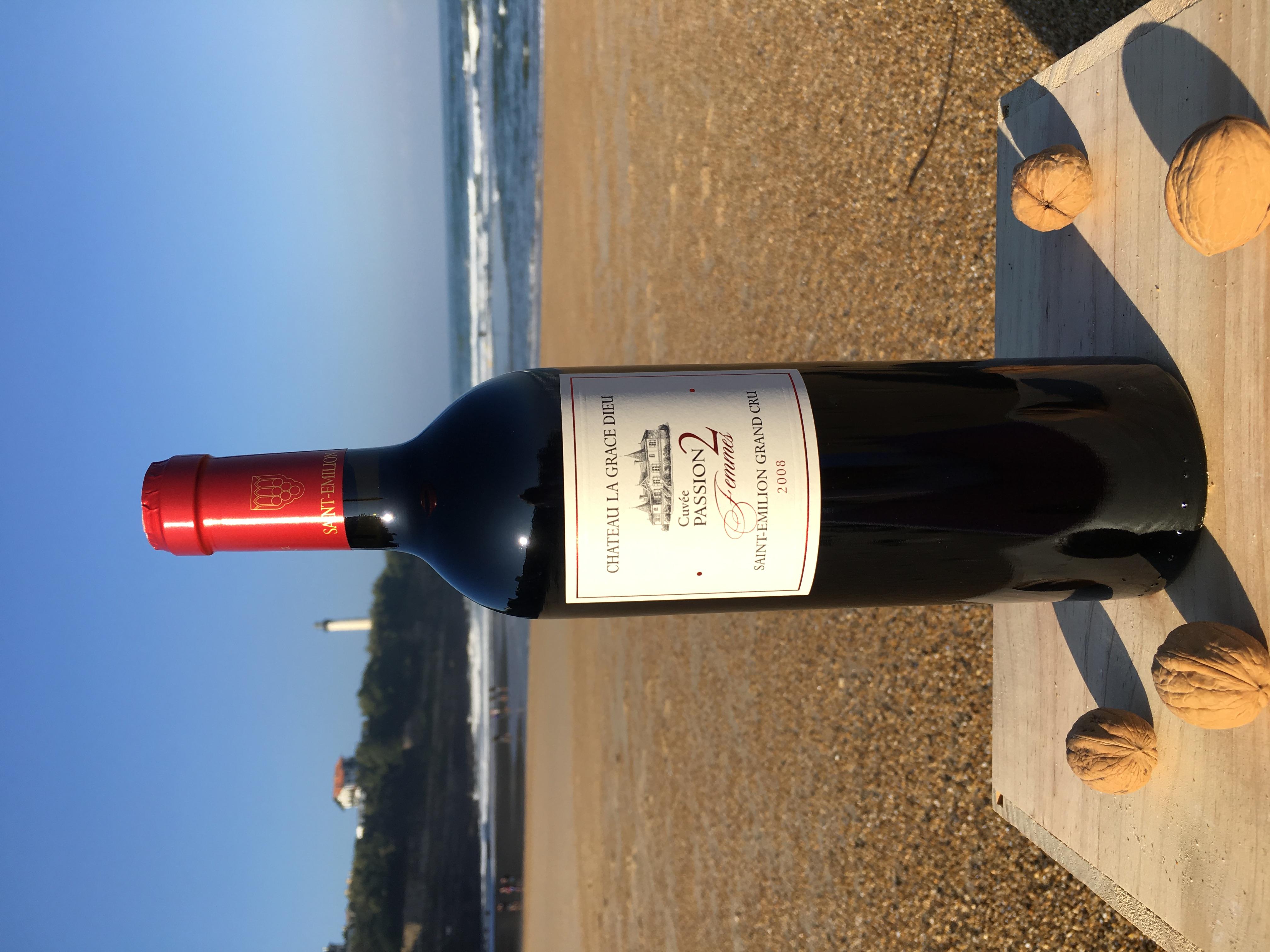 Vin Rouge - Grand Cru Classé - Passion 2