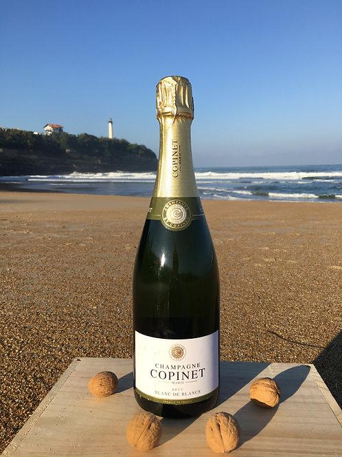 Champagne Copinet - Blanc de Blanc