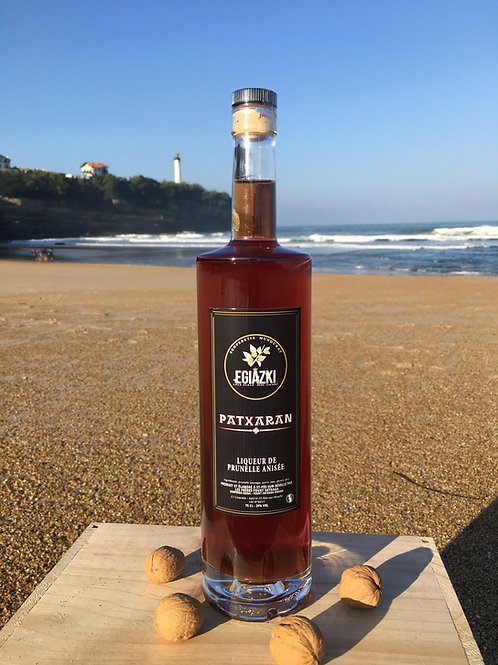 Patcharan 25° liqueur basque 70cl