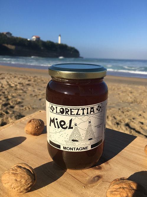 Miel de montagne du Pays Basque (500g)
