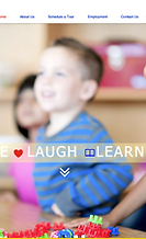 Laugh Learn kids photo on mobile phone
