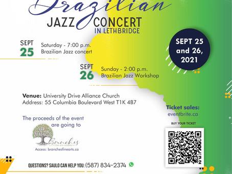 Brazilian Jazz Concert