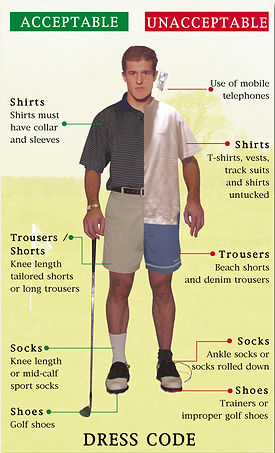 Pontypool Dress Code