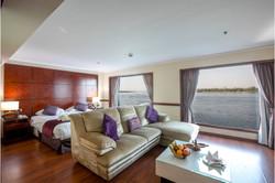River boat Livingstone