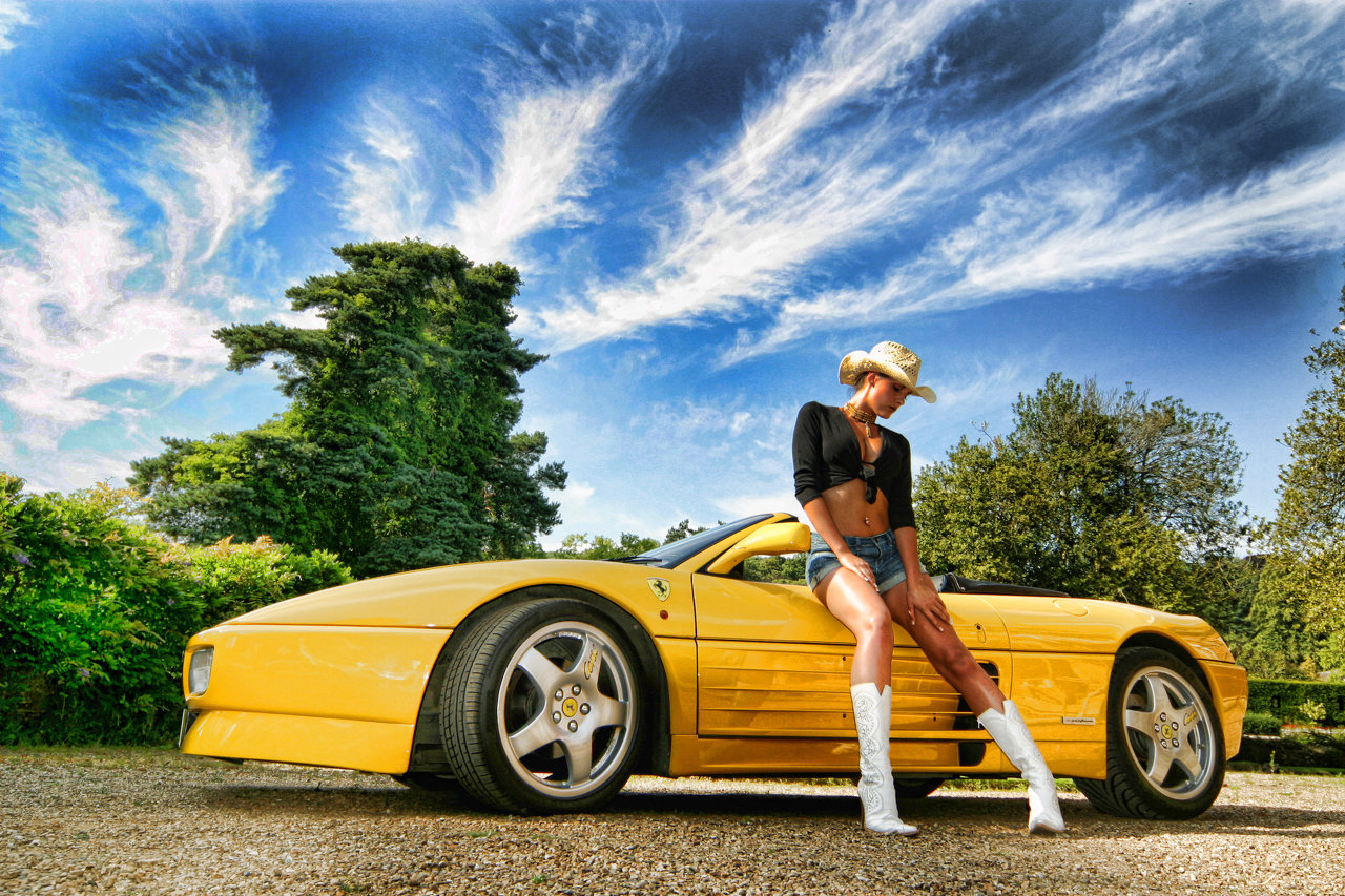 ferrari+shoot+katie