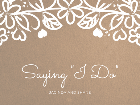 Jacinda and Shane, October 10, 2020