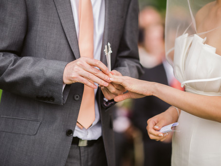 Helpful Tips for Writing your own Vows