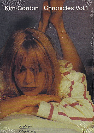 Kim Gordon Chronicles Vol.1 表紙