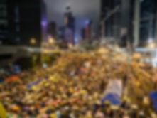 2014年香港、雨傘革命