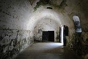 エルミナ城の奴隷収納庫:photo by Adam Jones(CC:表示、継承)