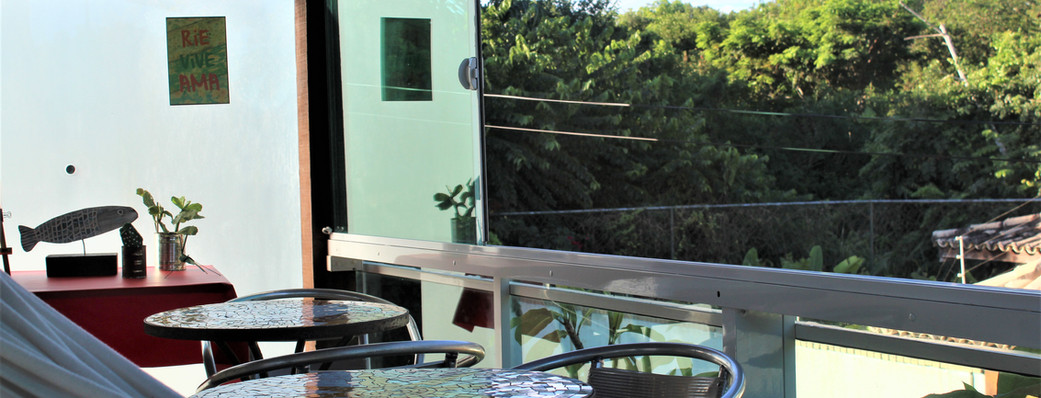 Terrazo / Deck