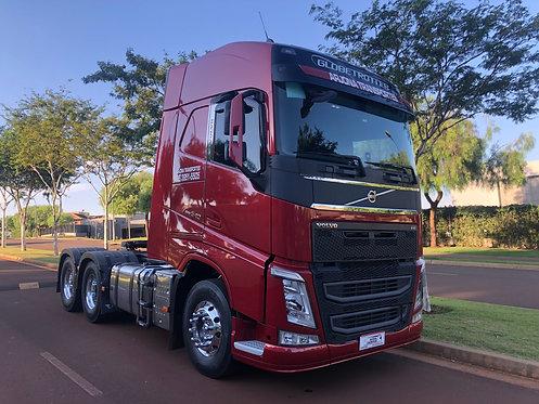 Volvo FH 540 6x4 Globetrotter