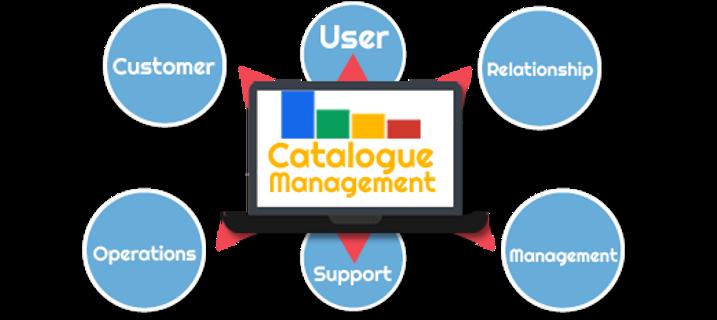 CATALOGUE MANAGEMENT SERVICES