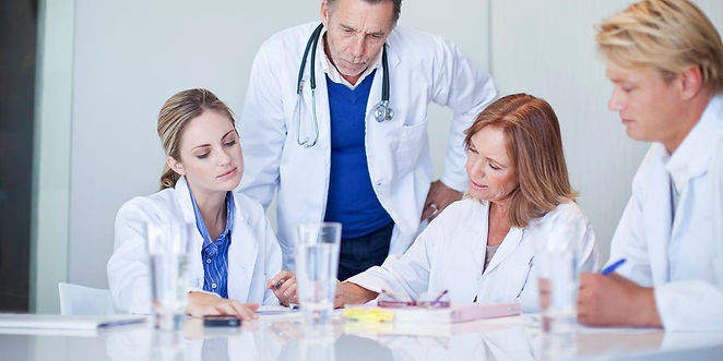 Medical data entry service providers