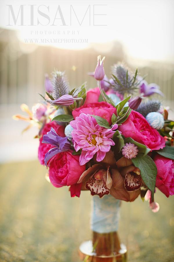 Bleached Butterfly Bouquet