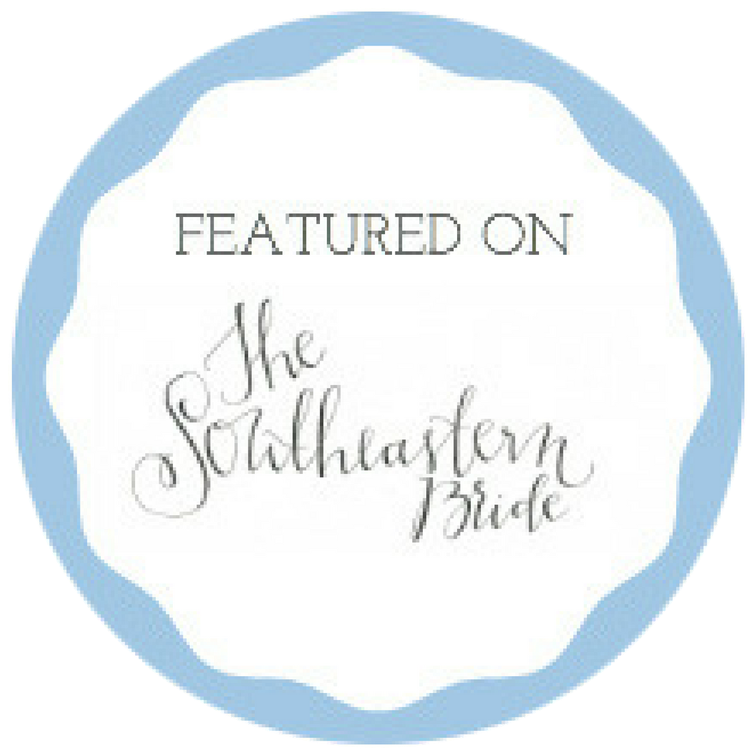 Featured on Southeastern Bride