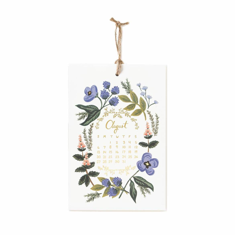 bleachedbutterfly | herb garden 2017 everyday wall calendar