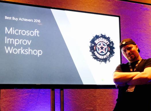 Improv Soft Skills Workshop
