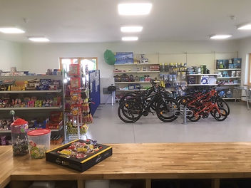 Shop & Bike Hire