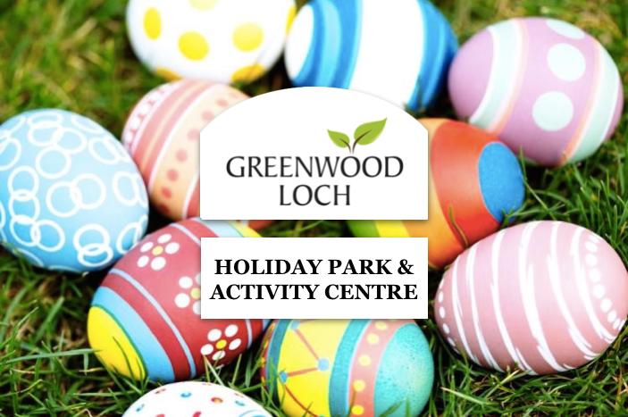 Greenwood Loch Easter Egg-stravaganza