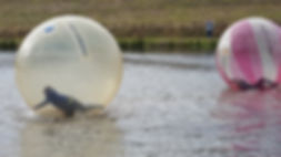 Water Zorbs