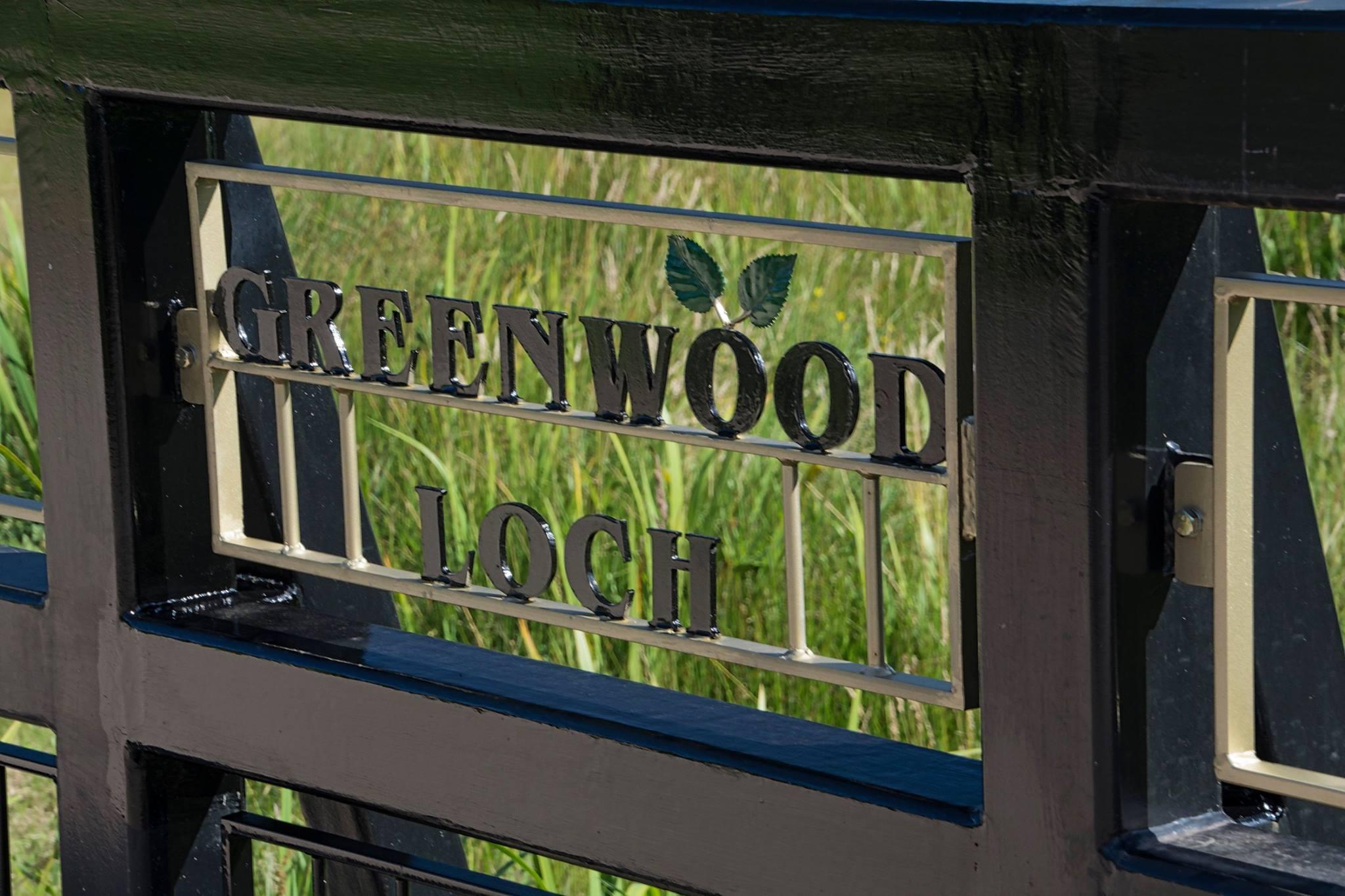 Greenwood Loch - Bridge