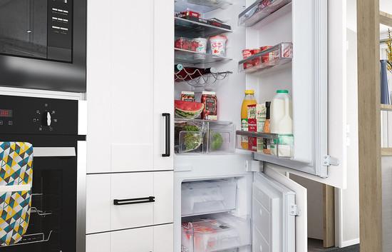 Intregrated Fridge Freezer