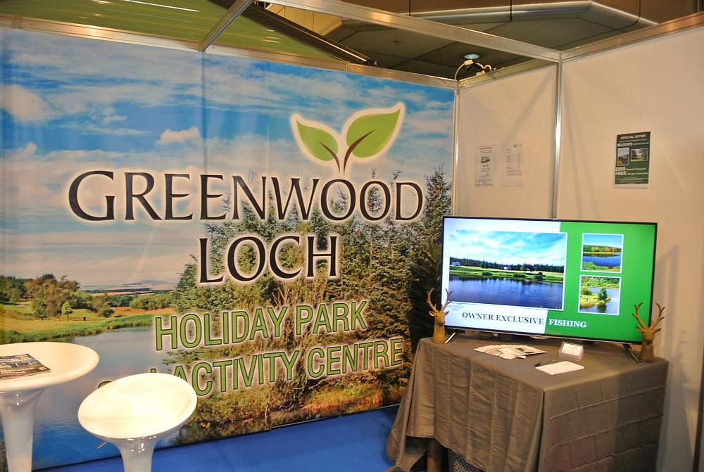 Greenwood Loch - Stand 4012 - #caravanshowsecc