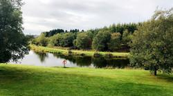 Pond View at Greenwood Loch