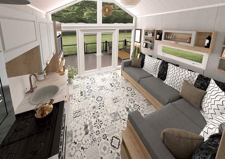 S-Pod Lounge