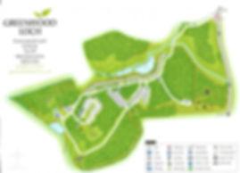 Greenwood Loch Site Map