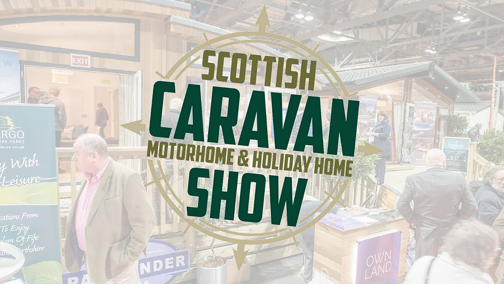 Greenwood Loch, Scottish Caravan Motorhome & Holiday Home Show 2018