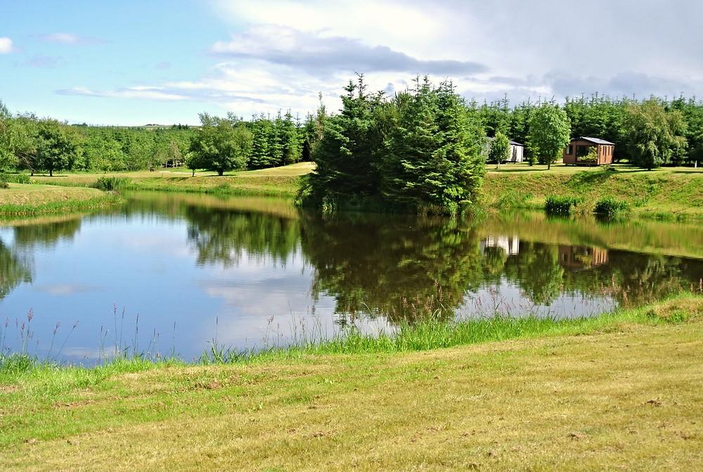 Greenwood Loch Pond View