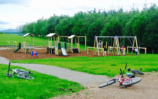 Play Park at Greenwood Loch