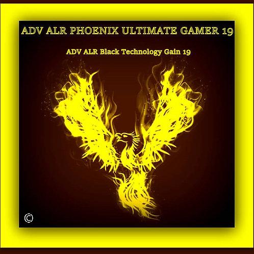 """2 QT ADV ALR PHOENIX ULTIMATE GAMER 19 screen size 155"""""""