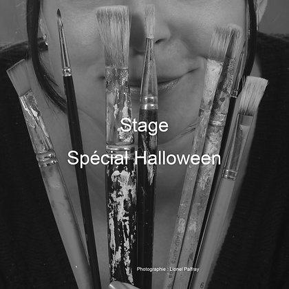 Stage spécial Halloween
