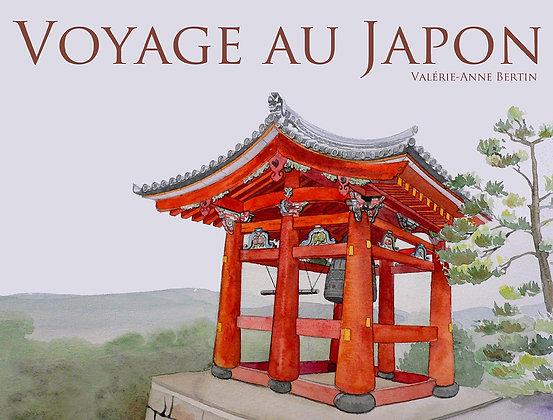 Voyage au Japon: Album à personnaliser