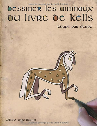 Dessiner les animaux du livre de Kells
