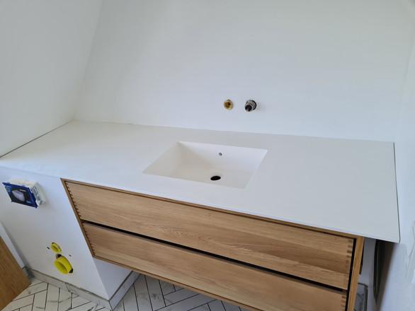 Brina badvask isvejst kerrock plade