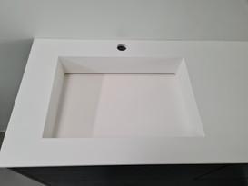 kerrock vask med skrå bund