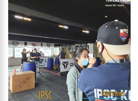 "한국 멤버 활동 내역, IPSC Magazine ""Volume VIII – Issue 3"""