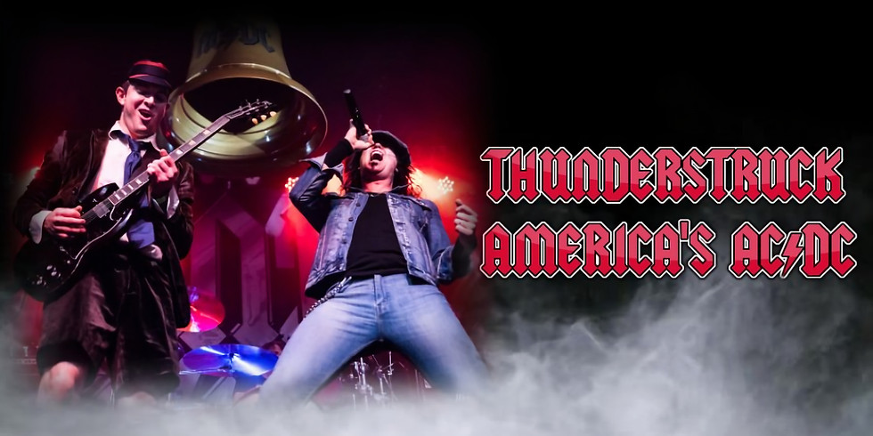 Thunderstruck at PAC Live!