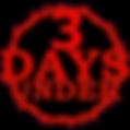 3 Days Under Logo