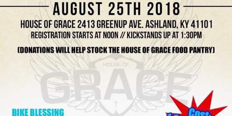 Bike Blessing - House of Grace