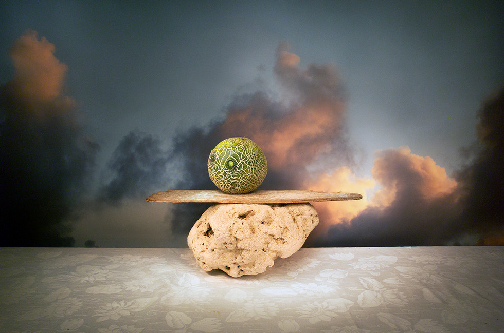 Melon Coral Clouds (2014)