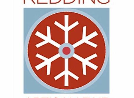 Redding Artisan Fair: Saturday, December 7th, 10AM-4PM
