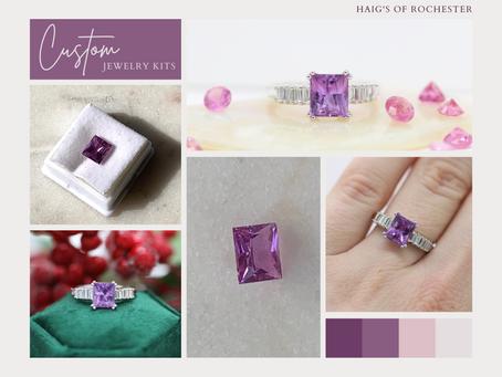 Custom Jewelry Kits now available
