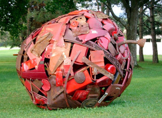 Art from Trash: Why Waste it?